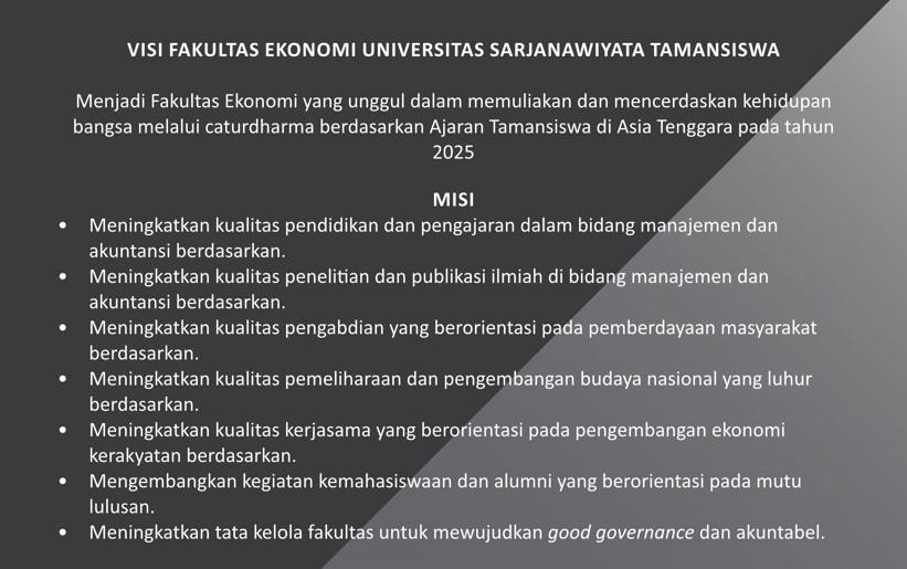 Fakultas Ekonomi Ust